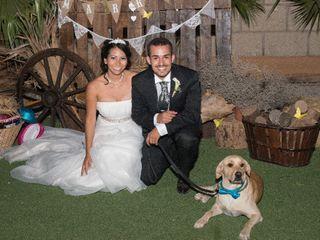 La boda de Eliel y Isabel