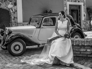 La boda de Patricia y Francisco 1