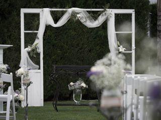 La boda de Sara y David 1