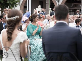 La boda de Sara y David 2