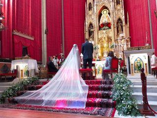 La boda de Lourdes  y Javier 1