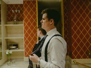 La boda de Paloma y Tobias 2