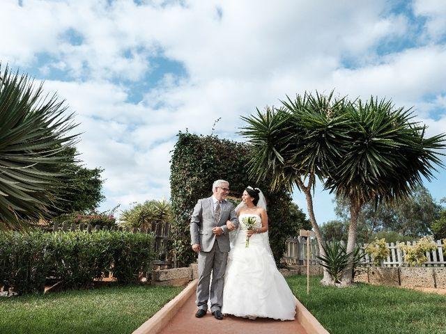 La boda de Isabel y Eliel en Santa Cruz De Tenerife, Santa Cruz de Tenerife 1