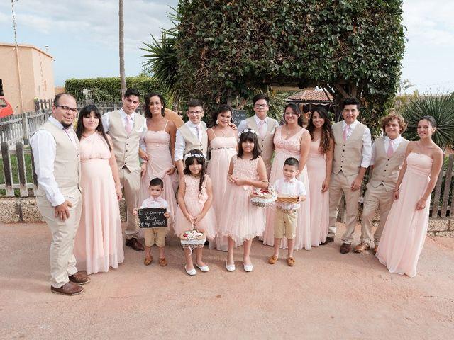 La boda de Isabel y Eliel en Santa Cruz De Tenerife, Santa Cruz de Tenerife 2