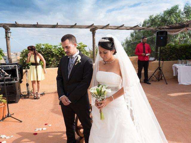 La boda de Isabel y Eliel en Santa Cruz De Tenerife, Santa Cruz de Tenerife 5