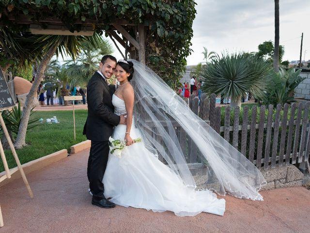 La boda de Isabel y Eliel en Santa Cruz De Tenerife, Santa Cruz de Tenerife 8