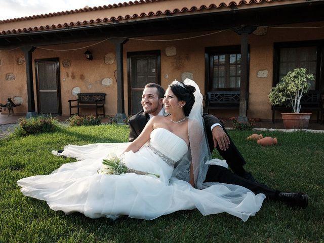 La boda de Isabel y Eliel en Santa Cruz De Tenerife, Santa Cruz de Tenerife 9