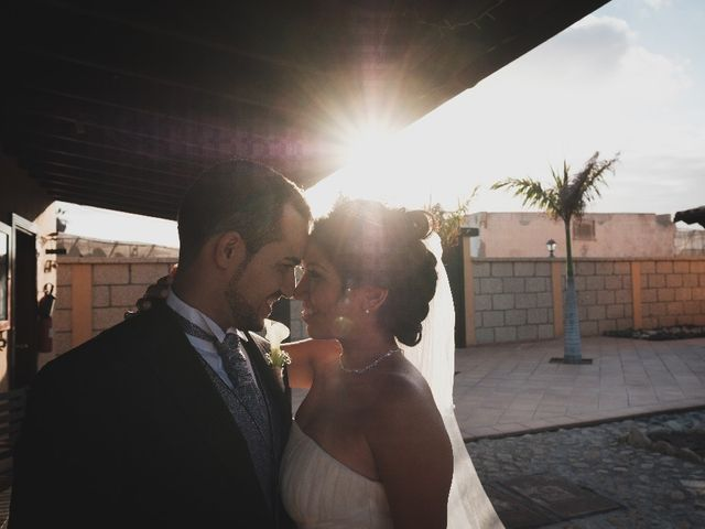 La boda de Isabel y Eliel en Santa Cruz De Tenerife, Santa Cruz de Tenerife 10