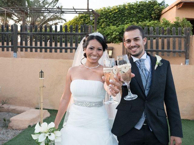 La boda de Isabel y Eliel en Santa Cruz De Tenerife, Santa Cruz de Tenerife 12