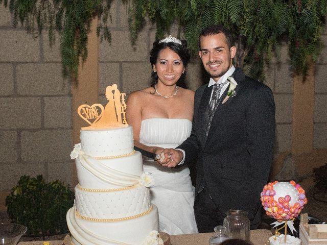La boda de Isabel y Eliel en Santa Cruz De Tenerife, Santa Cruz de Tenerife 15