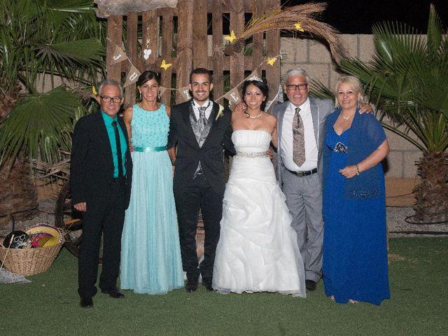 La boda de Isabel y Eliel en Santa Cruz De Tenerife, Santa Cruz de Tenerife 17