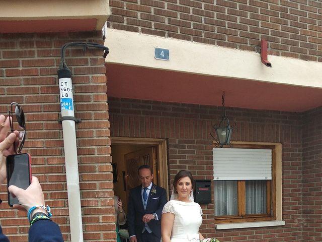 La boda de Héctor y Alexandra en Pedrajas De San Esteban, Valladolid 7