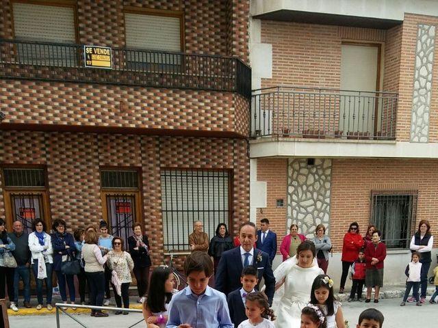 La boda de Héctor y Alexandra en Pedrajas De San Esteban, Valladolid 8