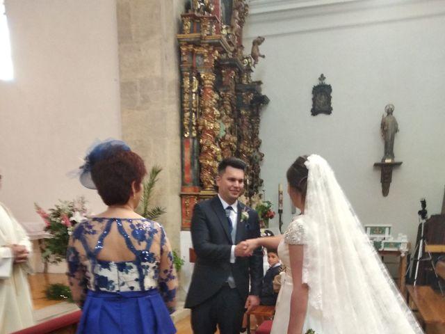 La boda de Héctor y Alexandra en Pedrajas De San Esteban, Valladolid 9