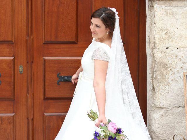 La boda de Héctor y Alexandra en Pedrajas De San Esteban, Valladolid 1