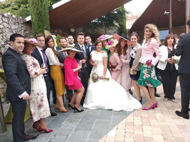 La boda de Héctor y Alexandra en Pedrajas De San Esteban, Valladolid 16