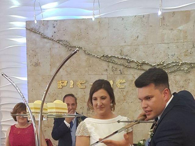 La boda de Héctor y Alexandra en Pedrajas De San Esteban, Valladolid 19