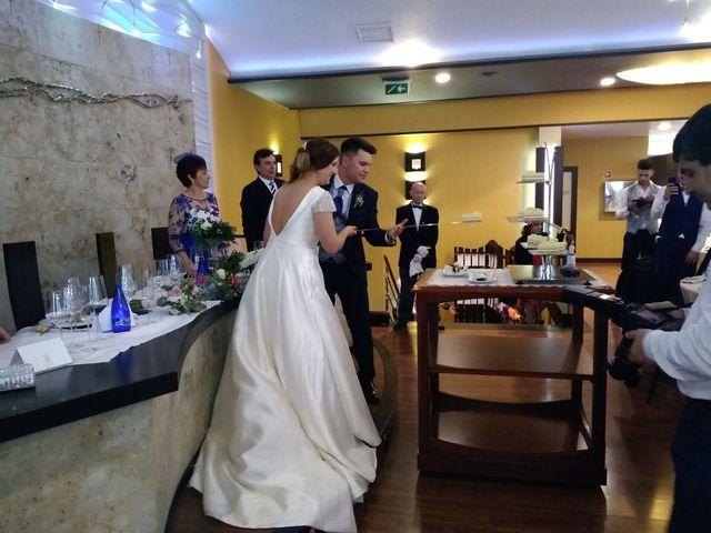 La boda de Héctor y Alexandra en Pedrajas De San Esteban, Valladolid 20