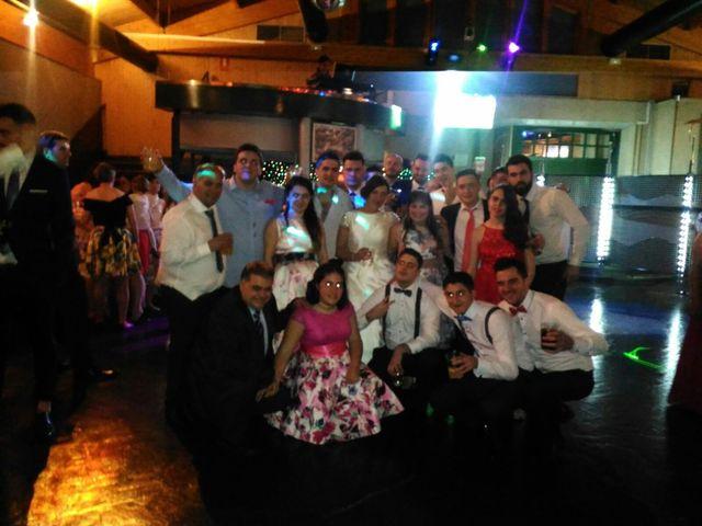 La boda de Héctor y Alexandra en Pedrajas De San Esteban, Valladolid 25