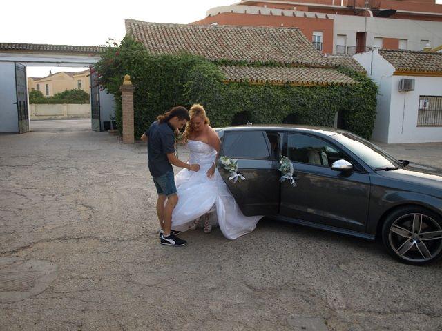 La boda de Jon y Vero en Sanlucar De Barrameda, Cádiz 6