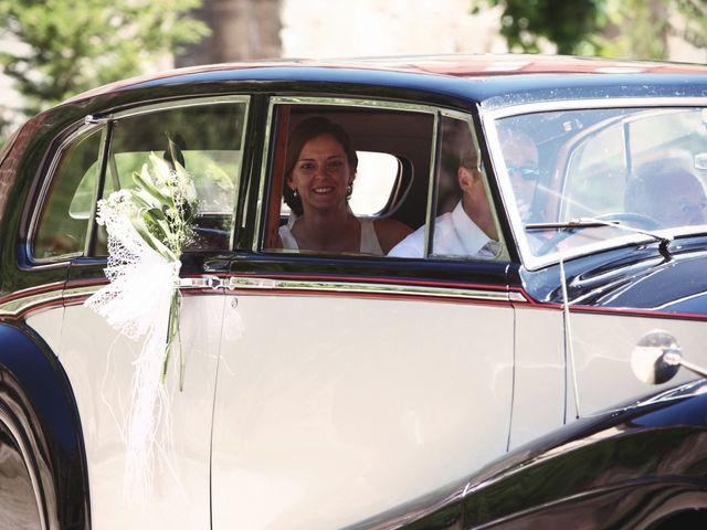 La boda de Raul y Rebeca en Laguardia, Álava 2