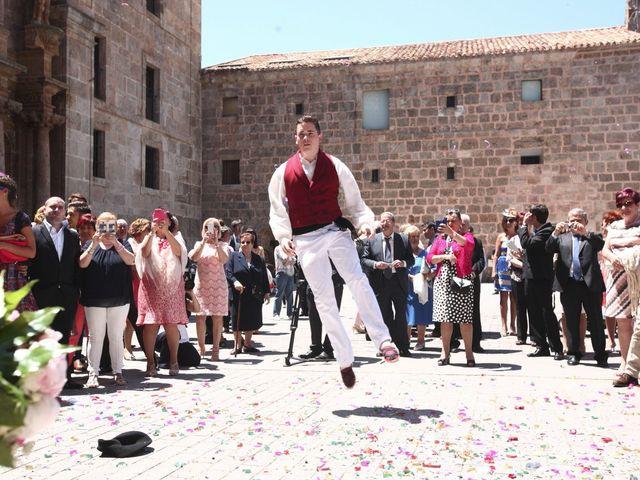 La boda de Raul y Rebeca en Laguardia, Álava 6
