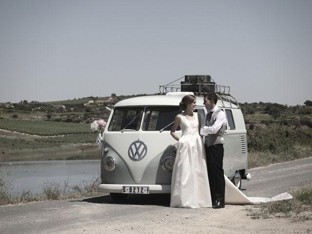 La boda de Rebeca y Raul