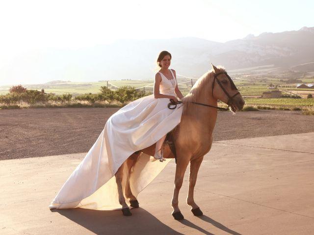 La boda de Raul y Rebeca en Laguardia, Álava 11