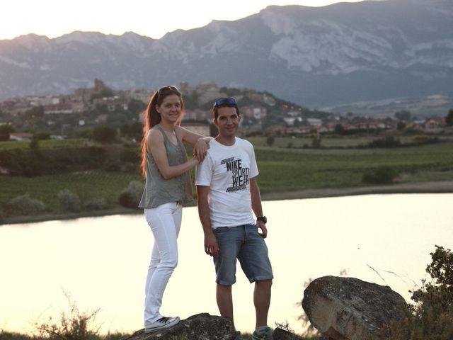 La boda de Raul y Rebeca en Laguardia, Álava 17