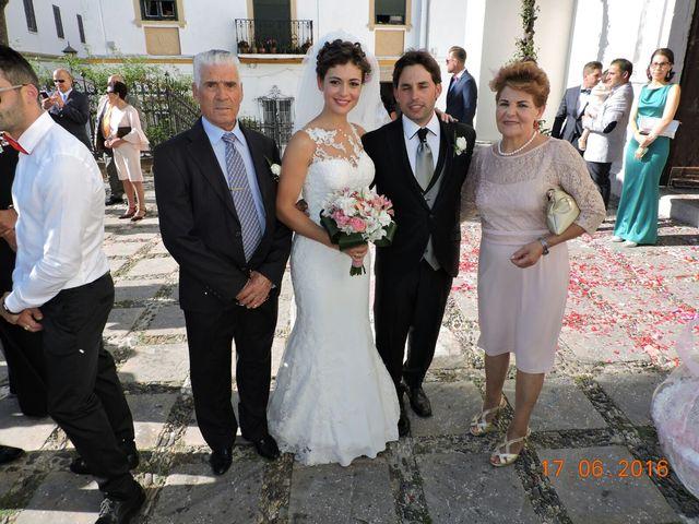 La boda de Jose Antonio y Elizabeth en San Roque, Cádiz 6