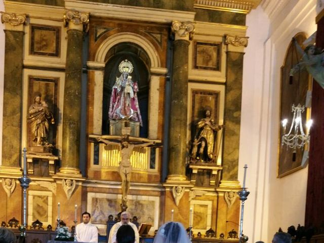 La boda de Jose Antonio y Elizabeth en San Roque, Cádiz 13