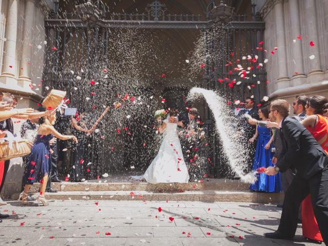 La boda de Núria y Oriol