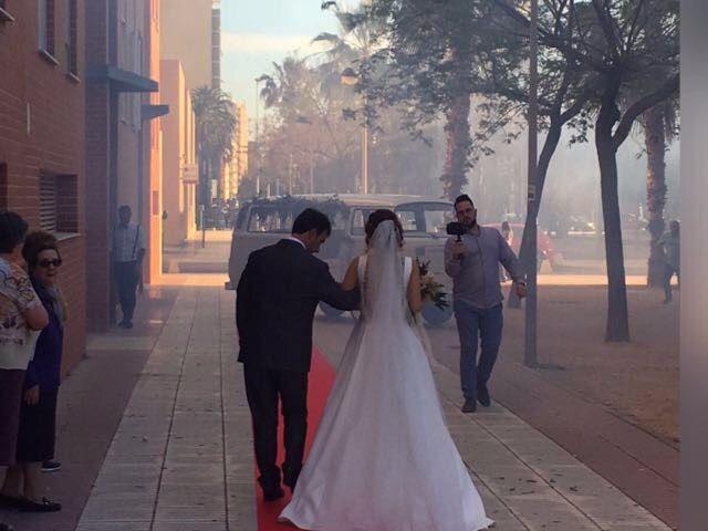 La boda de Aitor y Irene en Vila-real/villarreal, Castellón 4