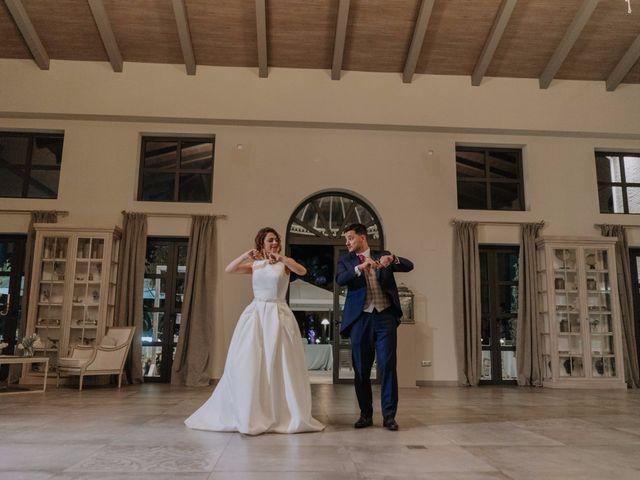 La boda de Aitor y Irene en Vila-real/villarreal, Castellón 1