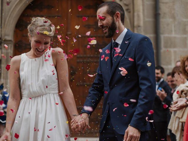 La boda de Ashley y Borja