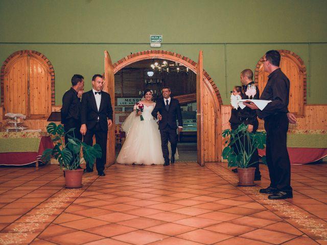 La boda de Teo y Sandra en Trigueros, Huelva 4
