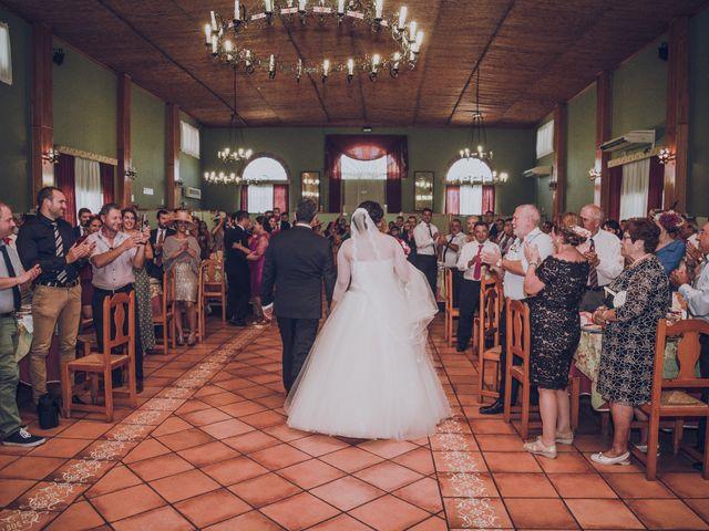 La boda de Teo y Sandra en Trigueros, Huelva 5