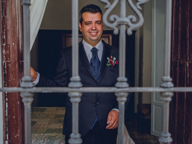 La boda de Teo y Sandra en Trigueros, Huelva 11