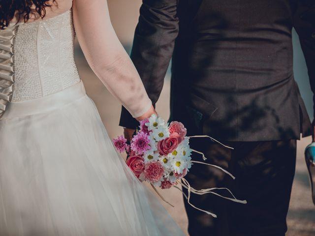 La boda de Teo y Sandra en Trigueros, Huelva 12