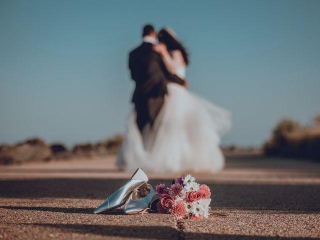 La boda de Teo y Sandra en Trigueros, Huelva 1