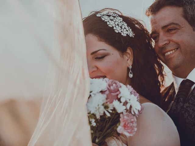 La boda de Teo y Sandra en Trigueros, Huelva 13