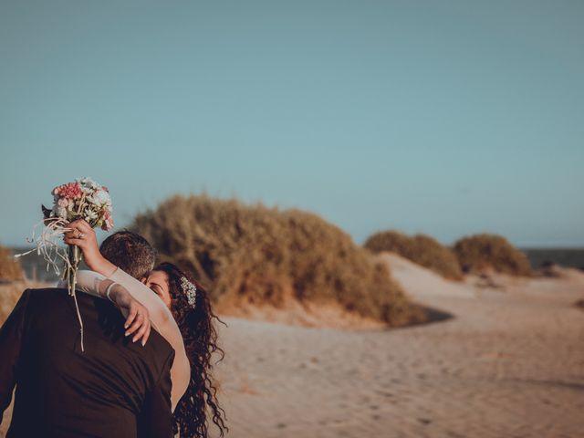 La boda de Teo y Sandra en Trigueros, Huelva 14