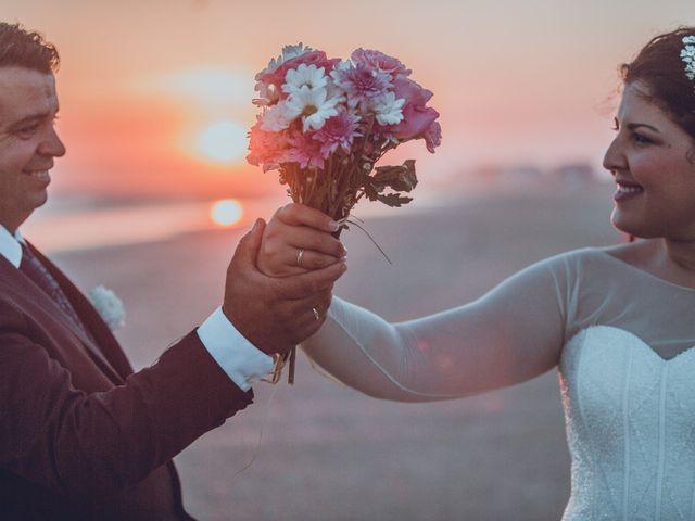 La boda de Teo y Sandra en Trigueros, Huelva 15