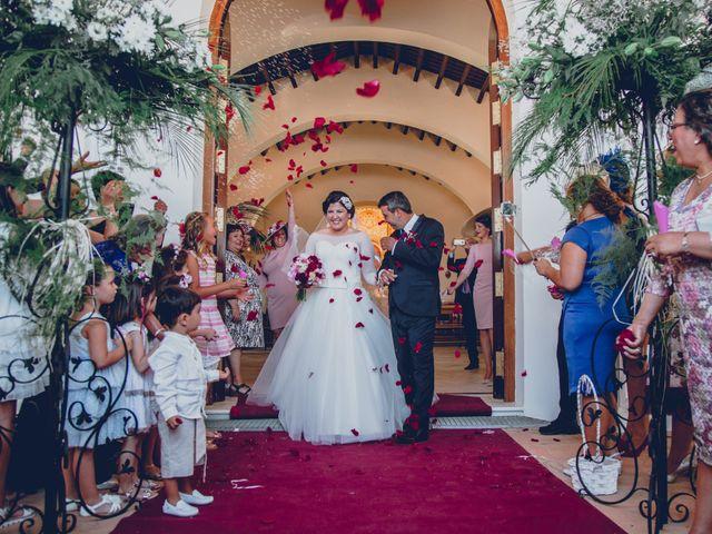 La boda de Teo y Sandra en Trigueros, Huelva 17