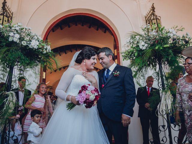 La boda de Sandra y Teo