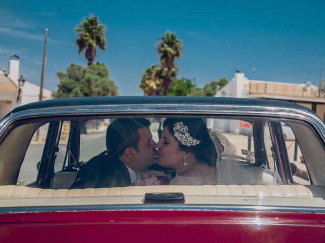 La boda de Teo y Sandra en Trigueros, Huelva 19