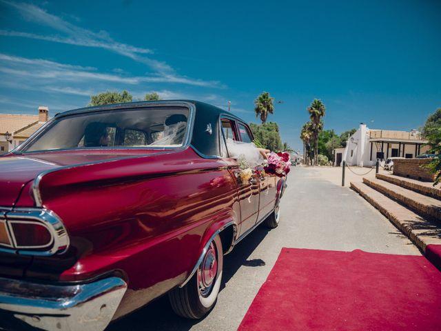 La boda de Teo y Sandra en Trigueros, Huelva 20