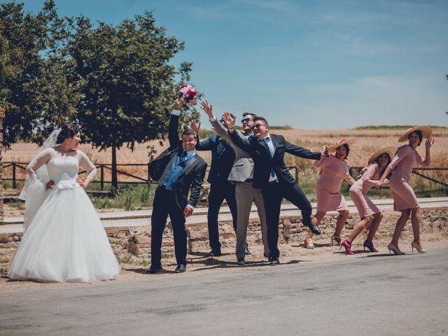 La boda de Teo y Sandra en Trigueros, Huelva 21