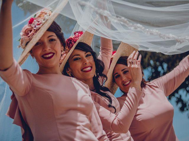 La boda de Teo y Sandra en Trigueros, Huelva 22