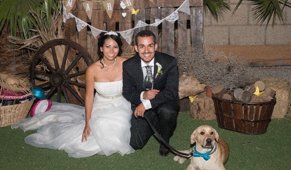La boda de Isabel y Eliel en Santa Cruz De Tenerife, Santa Cruz de Tenerife